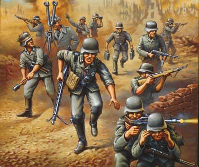 Вторая мировая война за что мы